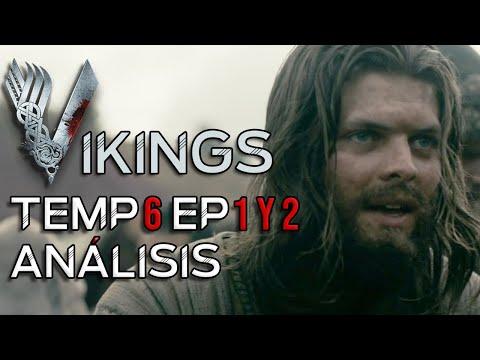 """Análisis Episodio 1 Y 2 Temporada 6 """"Nuevos Inicios"""" Y """"El Profeta"""" - Vikings"""