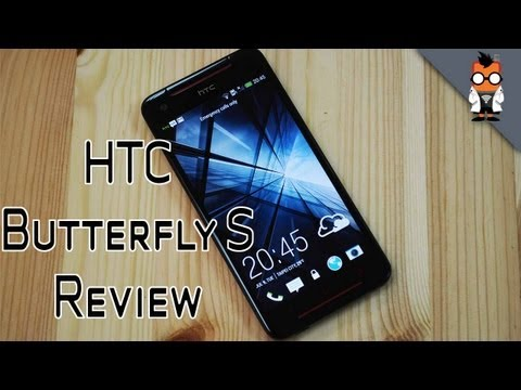 HTC Butterfly S Review - Best Smartphone on the Market?