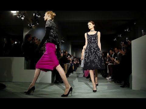 Oscar de La Renta | Fall Winter 2016/2017 Full Fashion Show | Exclusive