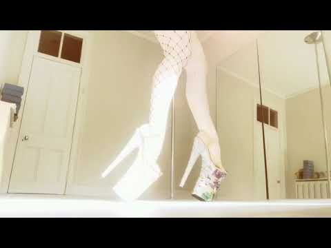 Bad Kitty® Brand Ambassador Tiff Finney Dancing in 10 Inch Heels