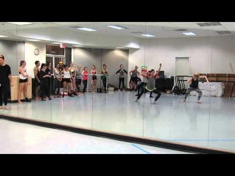 3:16 AM - Jhene Aiko : Will Johnston Choreography