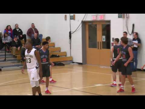 Waterbury Career Academy High School vs St Paul High School – Feb 16, 2017