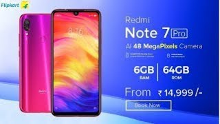 Redmi Note 7 Pro Leaked Confirmed India Launch Price Specifications   Note 7 Vs Note 7 Pro