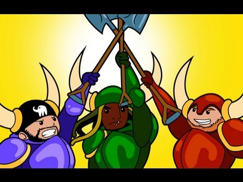 Super Best Friends Play - SHOVEL KNIGHT