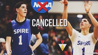 LaMelo Ball WILL NOT Attend In The PSA Showcase In Front Of College Coaches! | Spire Decision