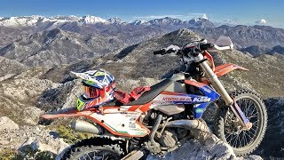 From Sea to Sky - Enduro Tours Time