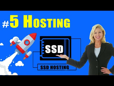 #5 Best SSD Hosting - Fastest & Secure SSD Hosting Providers 2018's