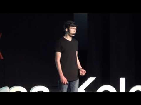 Life is Like a Turkish Breakfast | Tair Vakhpiev | TEDxYouth@BursaKoleji