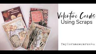 Valentine Cards Using Your STASH!