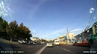 Microbuzul trece pe contrasens #ruta186