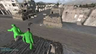 Takistan Life Revolution Episode 22 - Green Army!