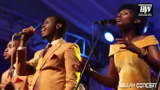 SELAH CONCERT BY NEW MELODY HIGHLIGHTS OF THEIR PERFOMANCE 25-11-2018