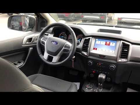 2019 Ford Ranger XLT (stock #PK402) at Glenwood Springs Ford