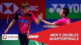 QF | MD | LIU/ZHANG (CHN) vs CHIA/SOH (MAS) | BWF 2019
