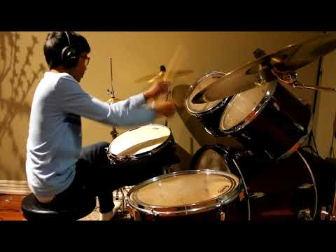 Allegro - Drum Cover