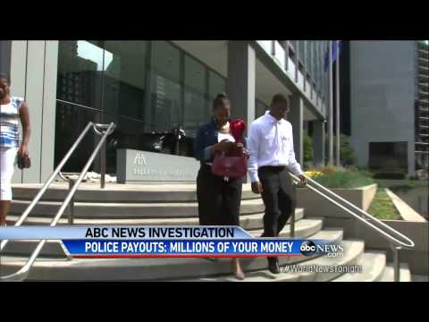 Police Brutality Allegation Payouts