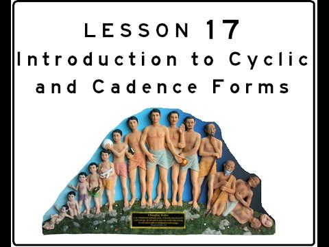 Khol (Mridanga) Lesson 17: Introduction to Cyclic and Cadence Forms