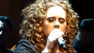 Adele - One and Only - live at shepherd bush empire (Lyrics in Description)