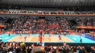 Holanda vs China - Netherlands vs China Volleyball Women's World Championship Japan 2018
