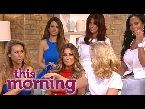 The Real Housewives Of Cheshire Introduce Themselves | This Morning