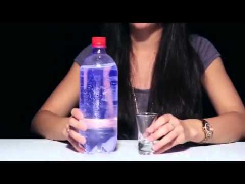 Интересные свойства воды
