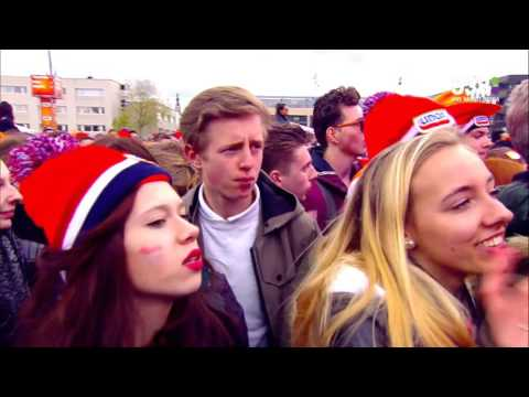 Tiësto B2B Hardwell - Liveset [538 Koningsdag 2016.04.27]