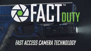 FACT Duty Weapon-Mounted Camera Model Overview