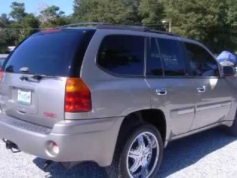 2002 gmc envoy pensacola fl frontier motors youtube for Frontier motors pensacola fl