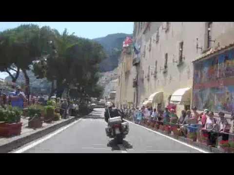 Avellino-Amalfi-Vesuvius
