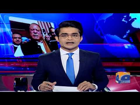 Aaj Shahzeb Khanzada Kay Sath - 04 January 2018 - Geo News