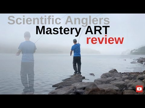 Scientific Anglers Mastery ART flyline
