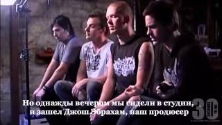 30 Seconds to Mars - Interview on Blue Room 2005 (part 2) (русские субтитры)