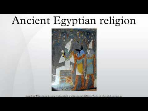 Ancient Egyptian religion
