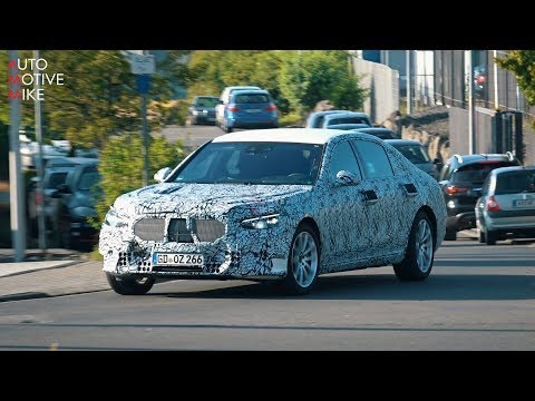 2021 Mercedes S-Class Brings Production Body To The Nürburgring