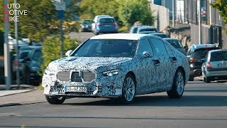 2021 MERCEDES S-CLASS SPIED TESTING AT THE NÜRBURGRING