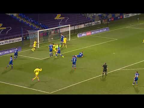 Ipswich Burton Goals And Highlights