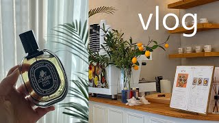 vlog   브런치카페. siggis's시기스요거트. …