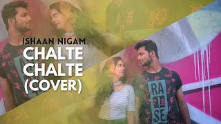 Chalte Chalte Mere Ye Geet - Kishore Kumar | Cover by Ishaan Nigam