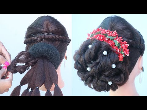 unique-messy-bun-hairstyle-||-hair-style-girl-||-new-hairstyle-||-easy-hairstyles-||-hairstyles