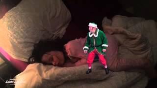An Elf Visits Caitlin O