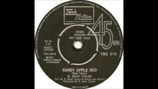 r dean taylor candy apple red stereo promo version