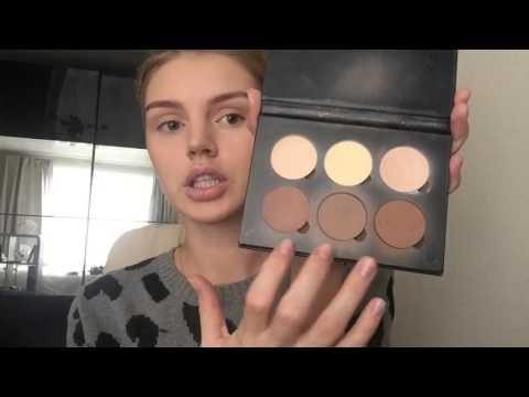 Уроки макияжа. Как наносить тональный крем плоской кистью