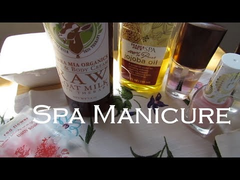 spa-manicure-at-home-ft.-file-wise-nail-files-and-pacifica-nail-polish-|-green-beauty