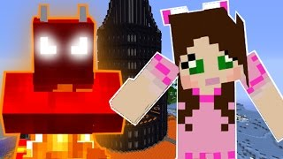 Minecraft: THE BURNING TOWER MISSION! - Custom Mod Challenge [S8E76]