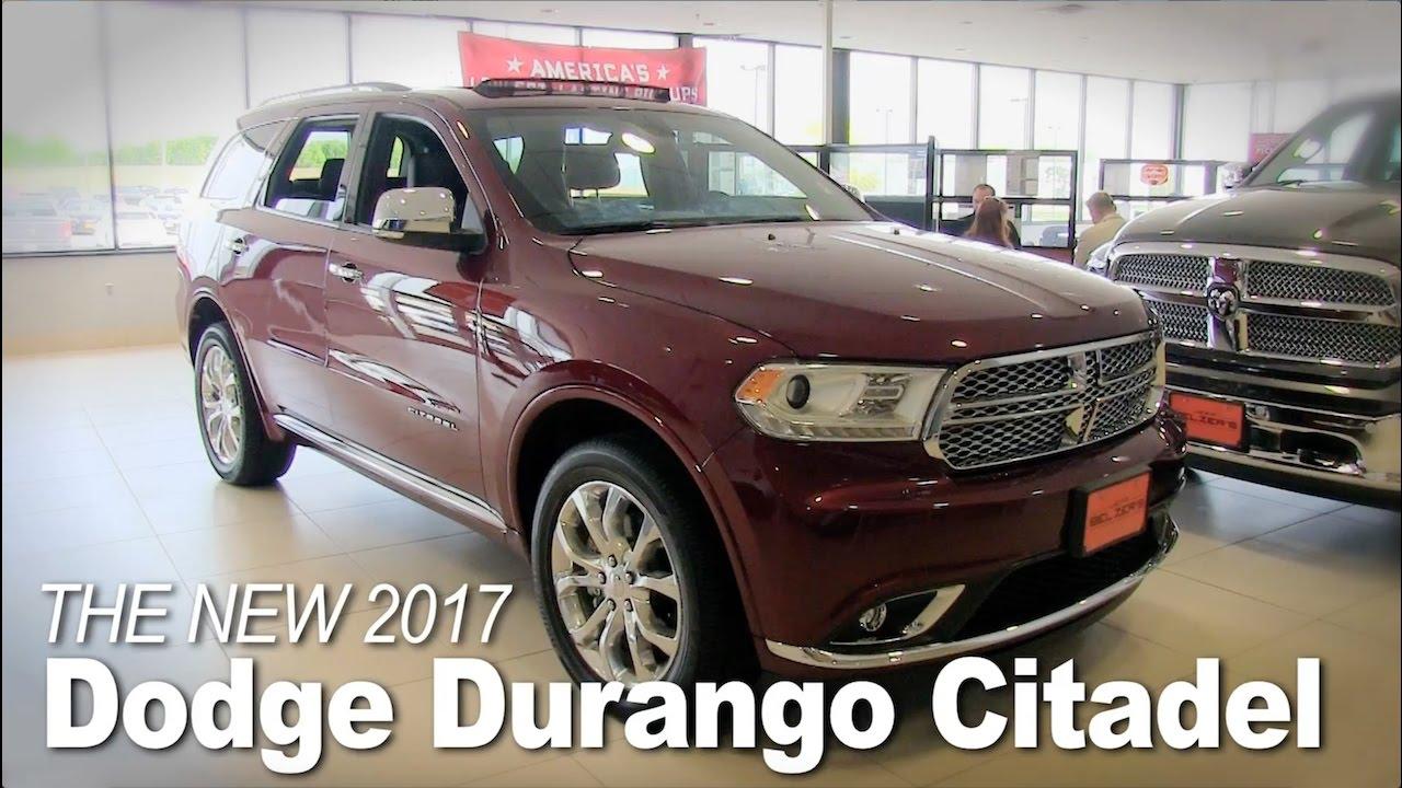 New 2017 Dodge Durango - Lakeville, New Prague, Burnsville ...