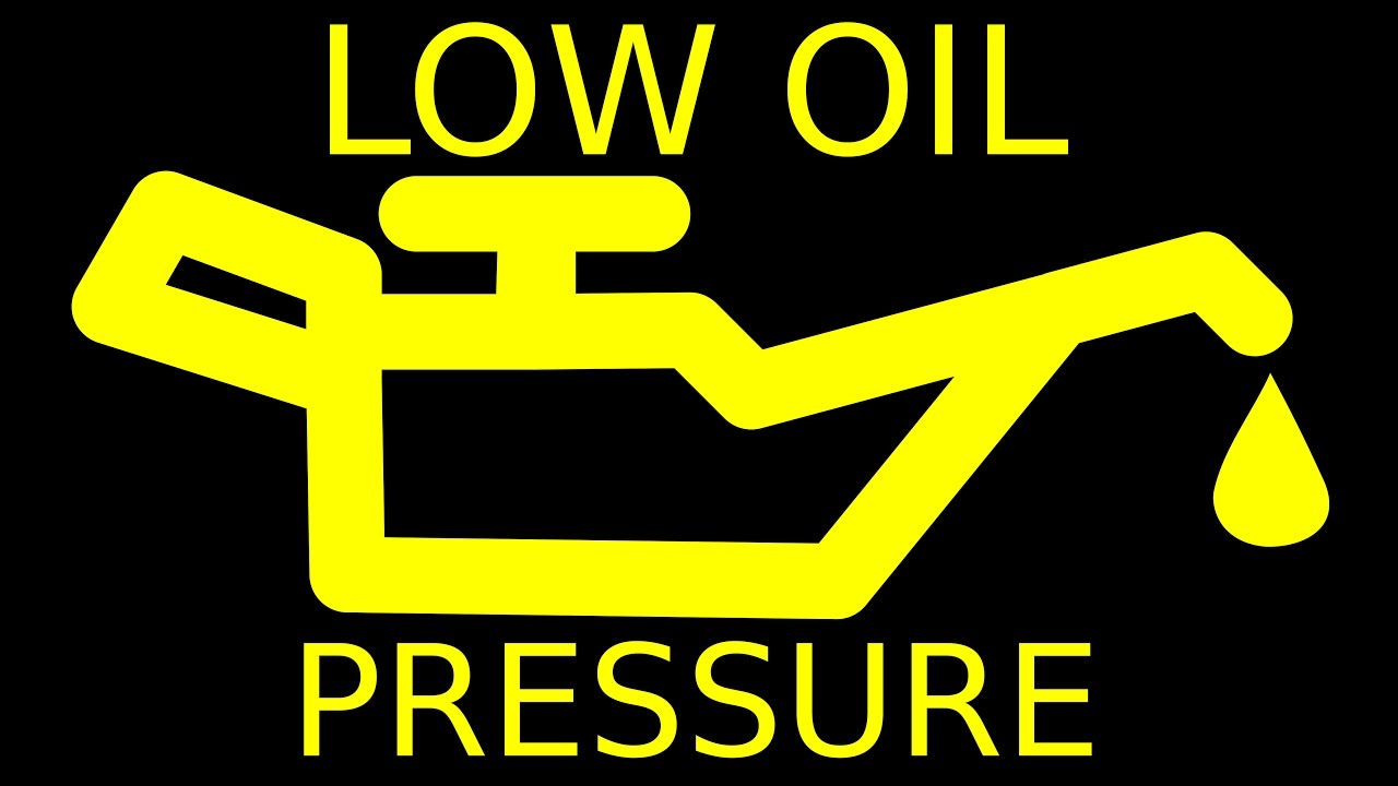 Check Engine Light Flashing >> Low Oil Pressure Warning Light - (Quick Fix) - YouTube