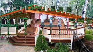 Best Ideas! - Top 80 Terraces And Verandas
