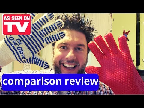 The Ove Glove Vs Hot Hands Review: As Seen On TV Products Put To The Test. Hot Pad Review