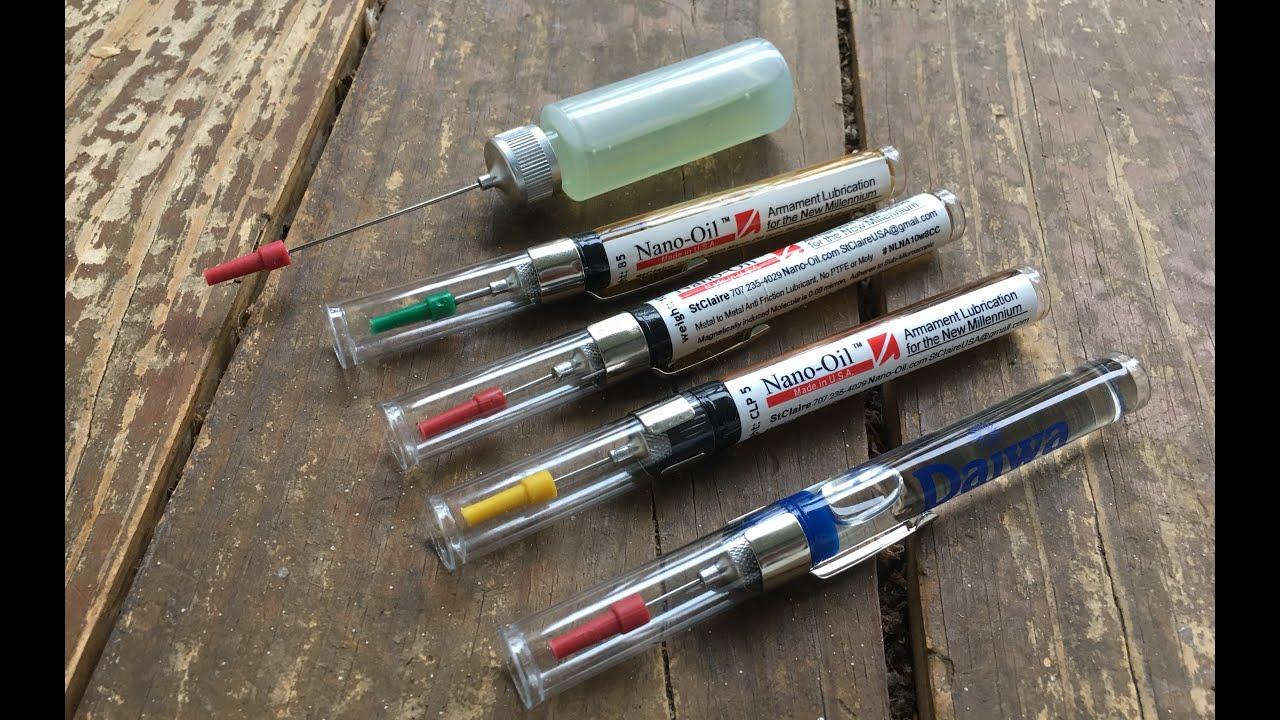 High-End Knife Lubrication Nano-Oil, Daiwa Reel Oil, Frog -2218