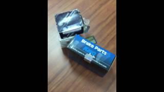 Колодки тормозные передние с АБС Geely CK + аналог 3501190005(Всем привет. Данное видео о наболевшем. Ребят, что такое колодки и для чего они нужны и на сколько это важно,..., 2016-05-11T08:53:21.000Z)